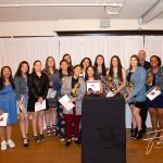 Girls Basketball Celebrates At End Of Season Banquet