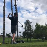Varsity Boys Golf Falls To Olympian