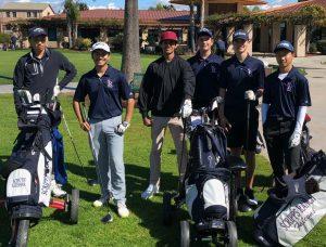 Varsity Boys Golf @ St. Augustine