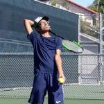 Varsity Boys Tennis Beats Coronado