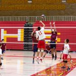 Boys JV1 Volleyball Falls To Cathedral Catholic