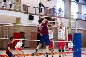 Boys JV1 Volleyball @ Cathedral Catholic