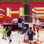 Varsity Boys Volleyball Beat Cathedral Catholic In 5