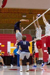 Boys Varsity Volleyball @ Cathedral Catholic