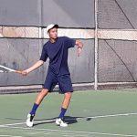 Varsity Boys Tennis Beats Poway