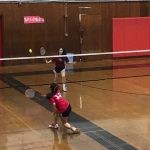 Badminton Beats Hoover On The Road