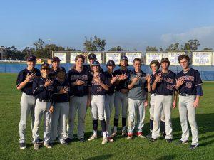 JV Baseball @ Grossmont