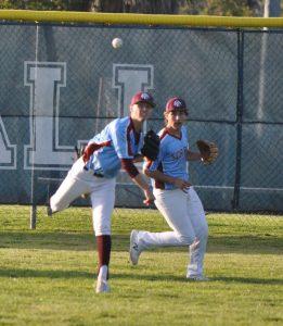 Varsity Baseball vs. Grossmont