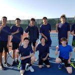 Boys JV Tennis Beats Poway