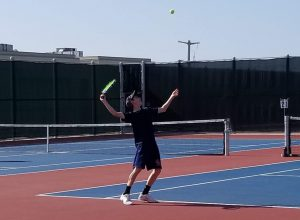 JV Boys Tennis vs. Poway