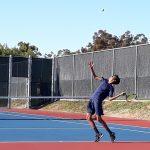 Varsity Boys Tennis Beats Mira Mesa