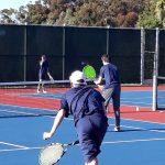 Varsity Boys Tennis vs. Mira Mesa