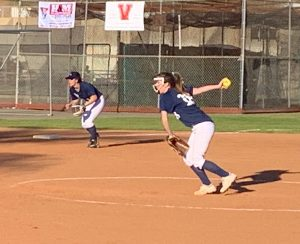 Varsity Softball @ Vista