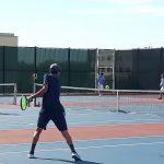 Varsity Boys Tennis vs. University City