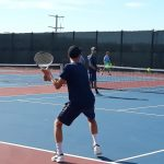 Varsity Boys Tennis Beats University City