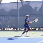 Varsity Boys Tennis Beat Point Loma On The Road