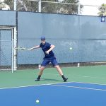 Varsity Boys Tennis @ Point Loma