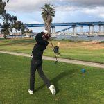 Boys Varsity Golf Falls To Coronado