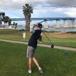 Varsity Boys Golf @ Coronado