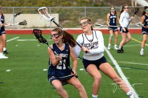 JV Girls Lacrosse vs. Del Norte
