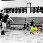 Boys Varsity Volleyball Beats St. Augustine