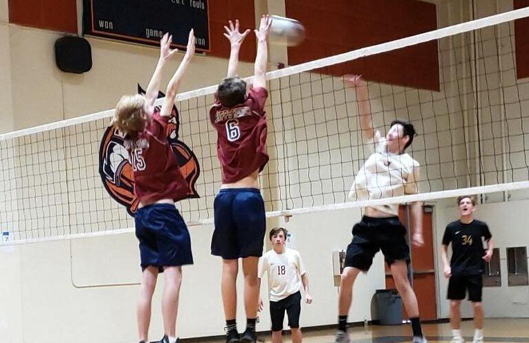 JV1 Boys Volleyball Falls To Otay Ranch