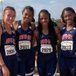 Girls Track Takes Second @ Texas Relays 2019