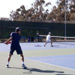 Boys Varsity Tennis Falls To St. Augustine