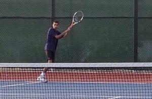 JV Boys Tennis vs. St. Augustine