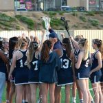 Girls JV Lacrosse Beats Mission Hills On The Road