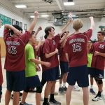 Boys JV1 Volleyball Beats Patrick Henry