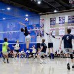 Varsity Boys Volleyball Representing @ Valhalla Tournament