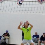Varsity Boys Volleyball Beats Hoover