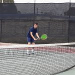 Boys Varsity Tennis @ Mira Mesa
