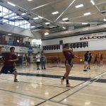 Badminton Beats Crawford 13-4
