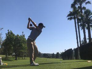 Varsity Boys Golf vs. El Capitan