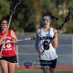 JV Girls Lacrosse Falls To La Jolla