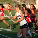 JV Girls Lacrosse vs. La Jolla - Album 2