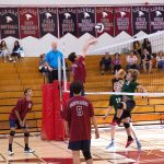JV1 Boys Volleyball vs. Coronado