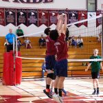 Boys JV1 Volleyball Beats Coronado
