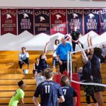 Varsity Boys Volleyball Beats Coronado