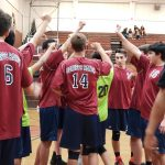 Boys JV1 Volleyball vs. Hoover