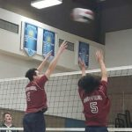 Boys JV1 Volleyball Falls To University City
