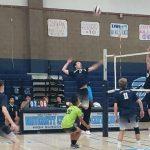 Varsity Boys Volleyball Beats University City In 5