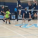 Varsity Boys Volleyball @ University City