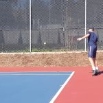 Varsity Boys Tennis Falls To La Jolla