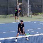 JV Boys Tennis @ La Jolla