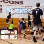 Varsity Boys Volleyball vs. Patrick Henry