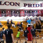 Boys Varsity Volleyball Beats Patrick Henry in 3