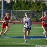 Girls JV Lacrosse Beats Cathedral Catholic